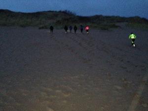 Jan 2015 dune running